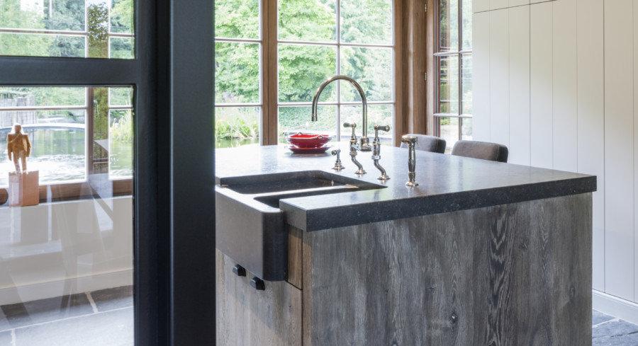 Rustieke Badkamer Kranen : Landelijke keukenkranen taps & baths