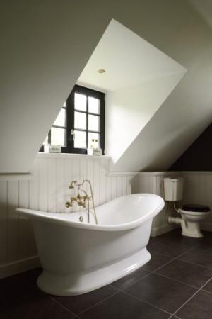 vrijstaand bad - landelijk bad - Kenny & Mason
