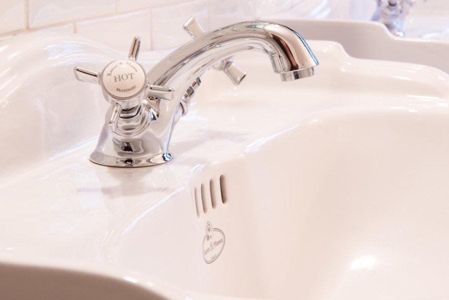 Landelijke design wastafelkranen taps & baths