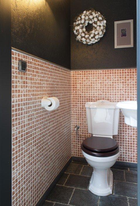 Landelijke klassieke retro toiletten taps baths - Decoratie van wc ...