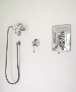 regendouche - thermostatische douchekraan - inbouw thermostaat douche