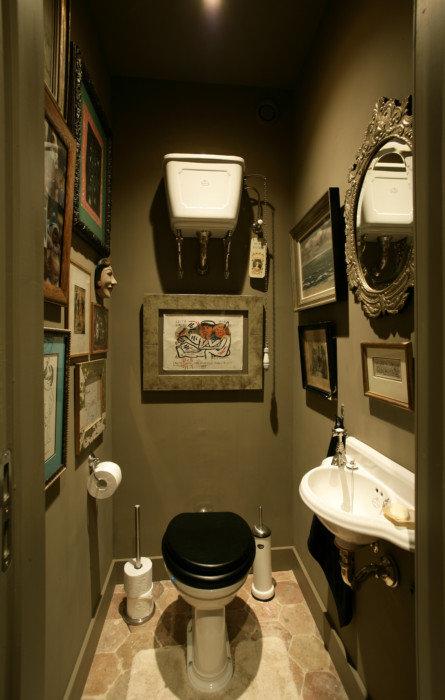Nadelen Leisteen Badkamer ~ landelijke toilet  landelijke toiletten  landelijke wc  toilet