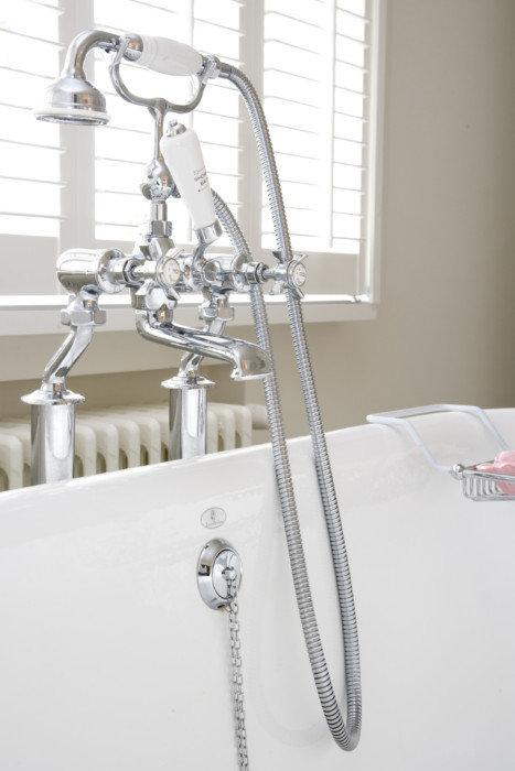 Badkamer Plank Douche ~ vrijstaande badkraan  klassieke kranen  retro kranen