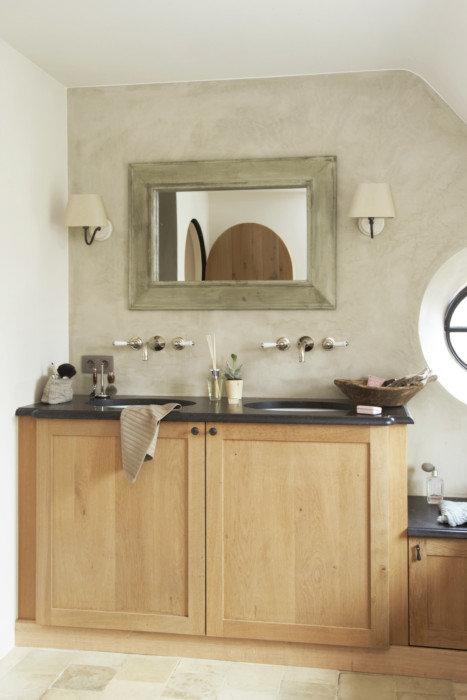 Super Landelijke design badkamermeubels   Taps & Baths YG45