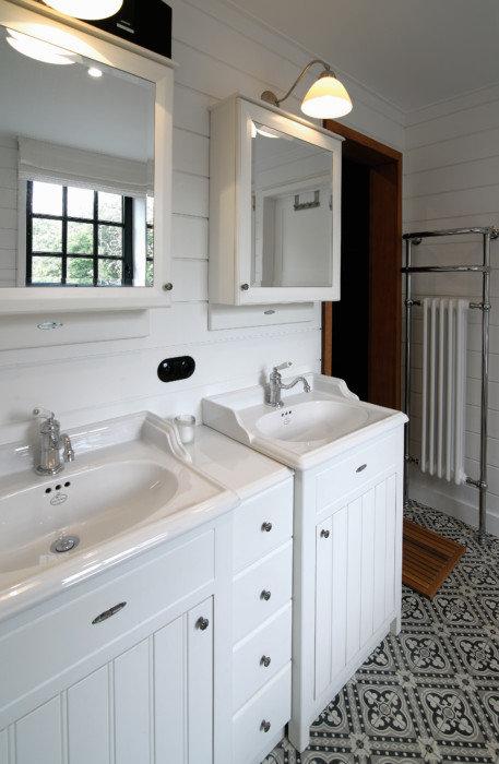 Landelijke design badkamermeubels | Taps & Baths