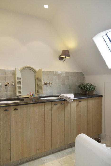 Landelijke design badkamermeubels taps baths for Goedkoop interieur