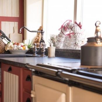 klassieke kranen - landelijke keukenkranen