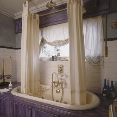 Romantische Engelse cottage badkamers | Taps & Baths