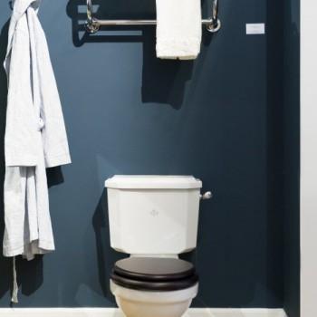 Everlasting projecten landelijke badkamers taps baths - Deco in het toilet ...