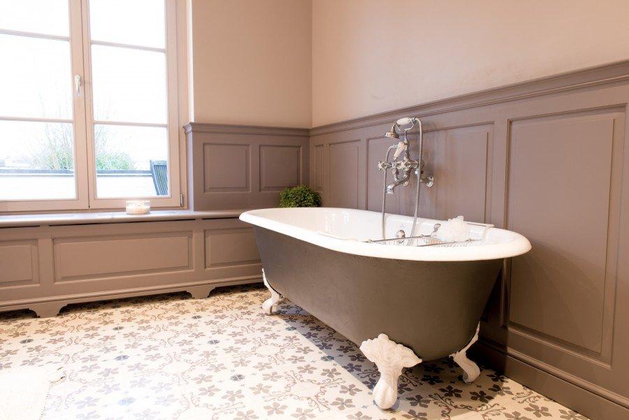 Bad op pootjes badkamer inspiratie en informatie van taps