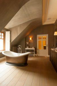 Exclusieve landelijke badkamer