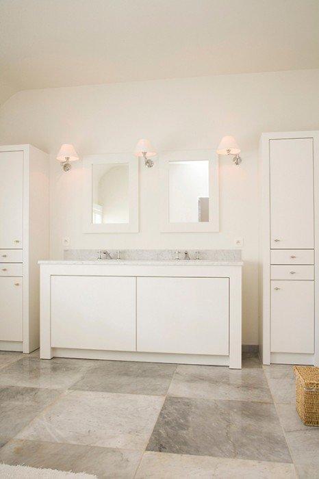Op zoek naar een landelijke badkamer? inspiratiepagina: landelijke ...