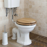 landelijk toilet - landelijke toiletten - landelijke wc - toilet landelijke stijl