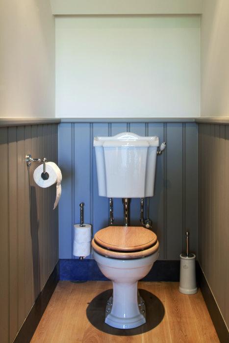 Wc rolhouder landelijke stijl 022710 ontwerp inspiratie voor de badkamer en de - Decoratie toilet ontwerp ...