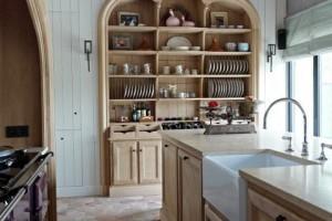 landelijke keukenkranen - klassieke kranen