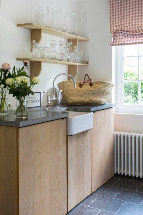 Spoelbakken taps baths - Keuken steen en hout ...