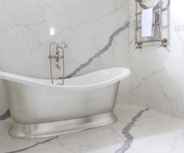marmer in uw badkamer