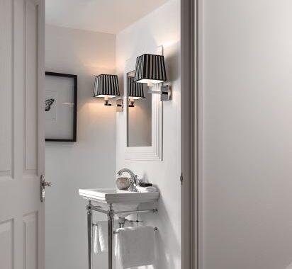 lampe de salle de bains