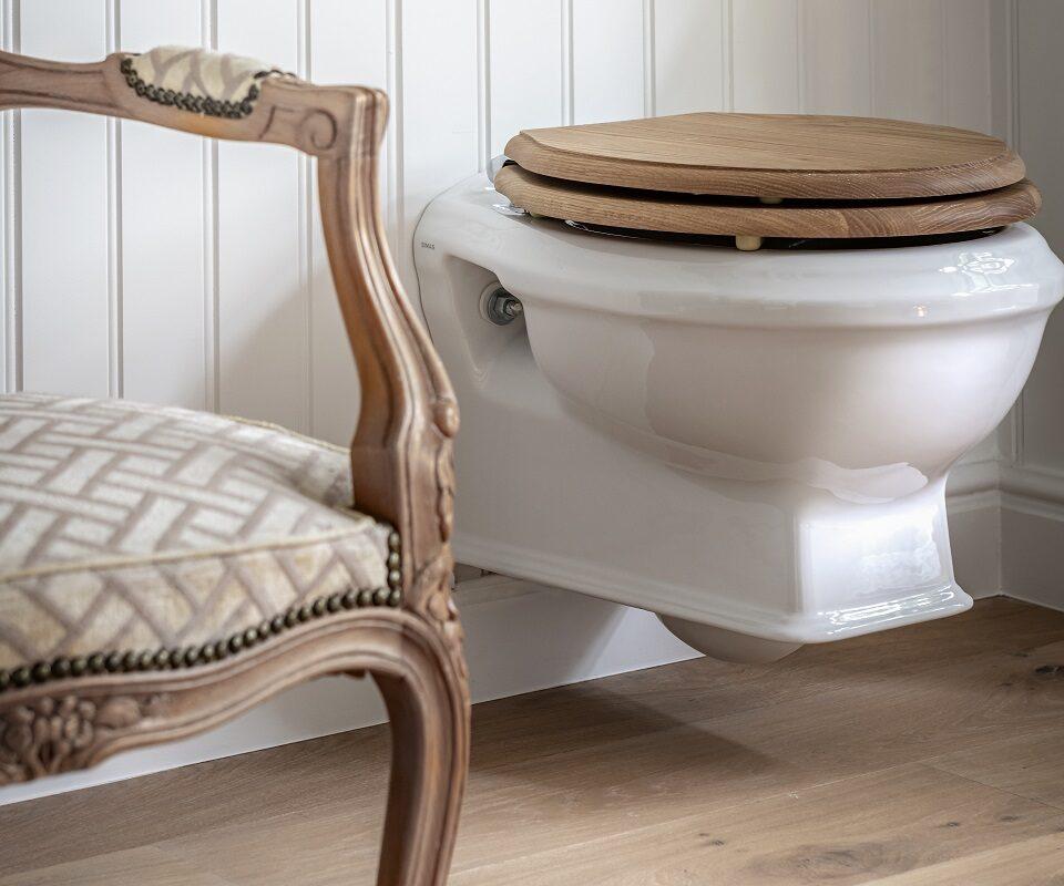 toilette rural