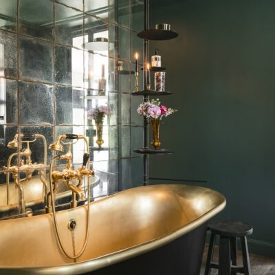 gouden bad