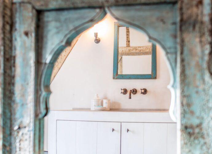 Orientaalse badkamer